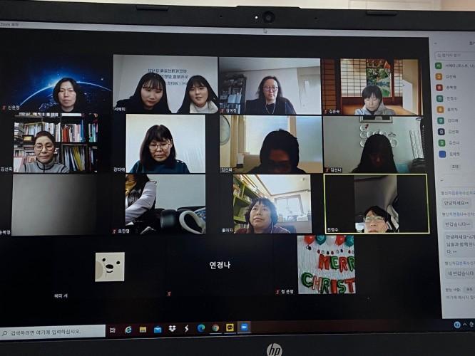 강북여성안심행복센터, 성인식개선교육강사단 간담회를 진행하였습니다!
