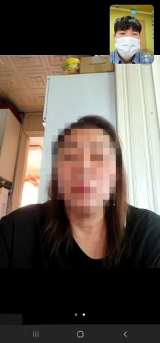[사례관리팀] '위기탈출 코로나19 - 스마트 위원회'사업 지역주민 비대면 상담 운영 중